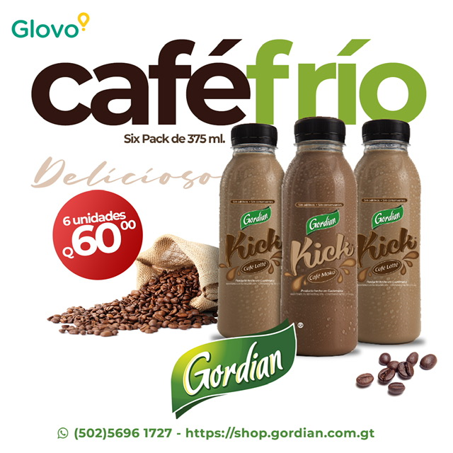 Cafe Frio 6 Pack