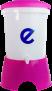 Ecofiltro Plastico Color Rosa