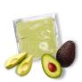 GORDIAN, Guacamol 1 Libra, Sabor Pulpa con Limon, Original y Fiesta, 100% Natural sin aditivos, ni Conservantes