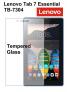 Vidrio templado para tablet Lenovo Essential 7